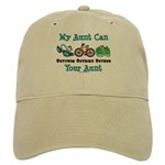 Aunt Triathlete Triathlon Cap