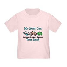 Aunt Triathlete Triathlon T
