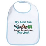 Aunt Triathlete Triathlon Bib