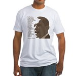 Obama Constitution Fitted USA T-Shirt