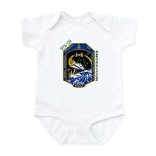 Endeavour STS 126 Infant Bodysuit