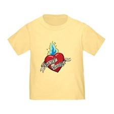 Bette Noir Heart T