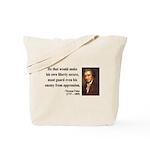 Thomas Paine 3 Tote Bag