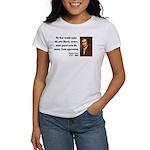 Thomas Paine 3 Women's T-Shirt