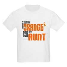 I Wear Orange For My Aunt 6 T-Shirt