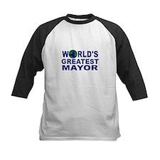 World's Greatest Mayor Tee