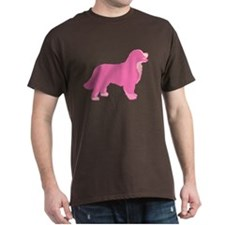 Tri Color Pink Bernese T-Shirt
