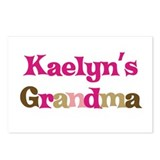 Kaelyn's Grandma Postcards (Package of 8)