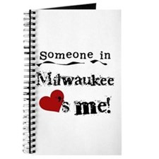 Milwaukee Loves Me Journal