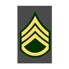 Staff Sergeant Sticker 2