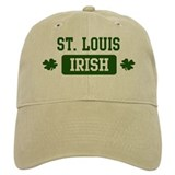 St Louis Irish Baseball Cap