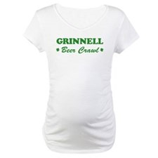 GRINNELL beer crawl Shirt