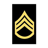 Staff Sergeant Sticker 3