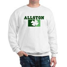 ALLSTON Irish (green) Sweatshirt