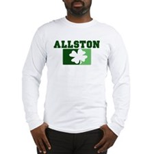 ALLSTON Irish (green) Long Sleeve T-Shirt
