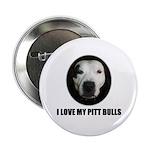I LOVE MY PITT BULLS 2.25