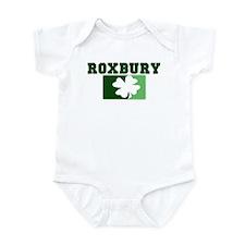 ROXBURY Irish (green) Infant Bodysuit