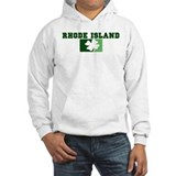 RHODE ISLAND Irish (green) Jumper Hoody