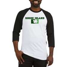 RHODE ISLAND Irish (green) Baseball Jersey