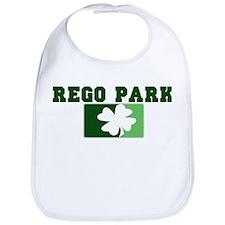REGO PARK Irish (green) Bib