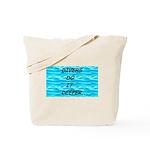 Divers Do It Deeper Tote Bag
