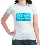 Divers Do It Deeper Jr. Ringer T-Shirt