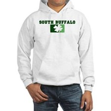 SOUTH BUFFALO Irish (green) Hoodie
