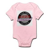 Look Who Just Got a Hambone! Infant Bodysuit