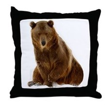 Brutus Throw Pillow