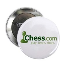 """Chess.com Pin-on Button (2.25"""")"""