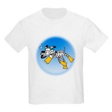 Scuba Diving Dog T-Shirt