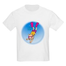 Scuba Diving BEar T-Shirt
