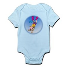 Scuba Diving BEar Infant Bodysuit