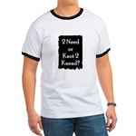 2 need or knot 2 knead? Ringer T