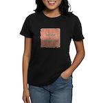 Indicated or Contraindicated? Women's Dark T-Shirt