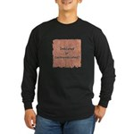 Indicated or Contraindicated? Long Sleeve Dark T-S