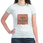 Indicated or Contraindicated? Jr. Ringer T-Shirt