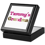 Tammy's Grandma Keepsake Box