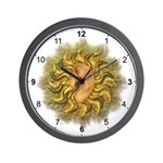 Masonic Ear Wall Clock