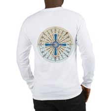 Grandfather Clock Long Sleeve T-Shirt