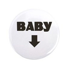 "Baby Arrow 3.5"" Button (100 pack)"