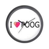 Funny Peter Wall Clock