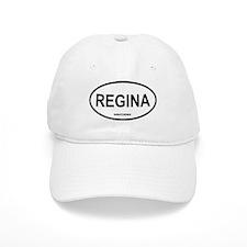 Regina Oval Baseball Cap
