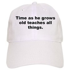 Funny Teach time Baseball Cap