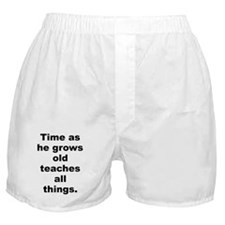 Funny Teaching time Boxer Shorts