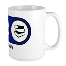 Eat, Sleep, Study Mug