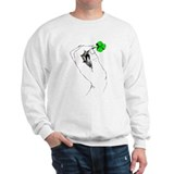 Shamrock in Hand Jumper