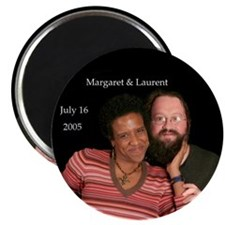 "Unique Margaret 2.25"" Magnet (100 pack)"