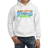 Plane Spotting is A Lifestyle Hoodie
