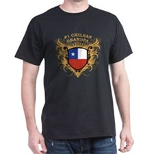 Number One Chilean Grandpa T-Shirt